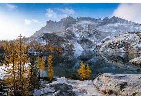 地球,湖,湖,自然,反射,壁纸,(1)