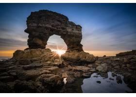 地球,拱门,自然,日出,岩石,壁纸,图片