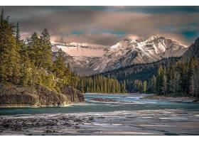 地球,河,自然,山,森林,壁纸,图片