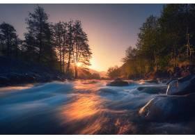 地球,河,自然,日出,壁纸,图片