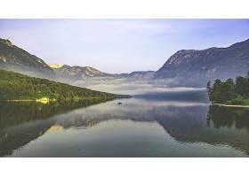 地球,湖,湖,山,壁纸,(1)