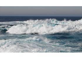 地球,波浪,海洋,壁纸,图片