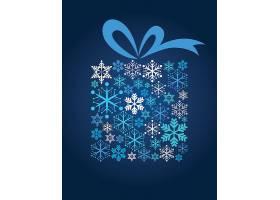 圣诞雪花素材