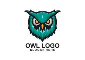 猫头鹰图标设计