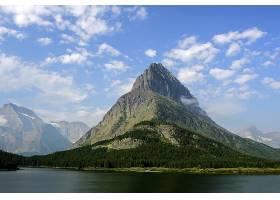 山,山脉,自然,森林,山峰,天空,云,壁纸,