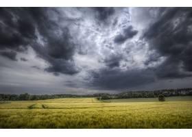 地球,领域,自然,夏天,天空,云,风景,壁纸,