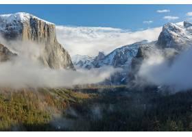 约塞米蒂国家公园,国家的,公园,国家的,公园,壁纸,(1)图片