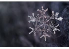 雪花,巨,壁纸,(5)图片