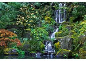 瀑布,瀑布,自然,溪流,岩石,壁纸,(4)图片