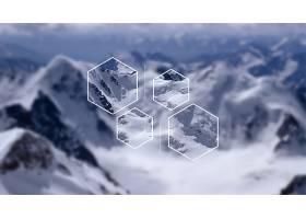 山,山脉,多景观,雪,壁纸,图片