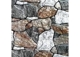 石头材质墙壁地板矢量装饰背景