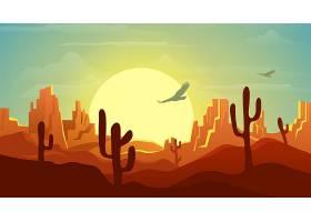 沙漠,壁纸,