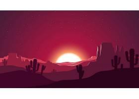 沙漠,最低限要求者,壁纸,