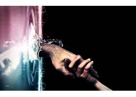 手,人类,壁纸,