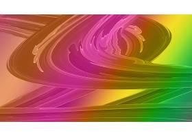 梯度,摘要,数字的,艺术,彩色,壁纸,(5)