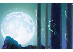 月球,壁纸,(11)