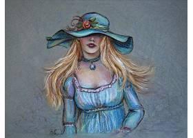 女人,壁纸,(76)