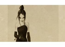 女人,壁纸,(786)