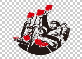 景海报,字体,娱乐活动,Bigcharacter海报,浮雕,海报,革命,红色,文