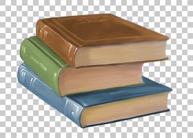 堆叠的书本书籍