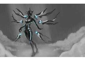 幻想,天使,壁纸,(315)