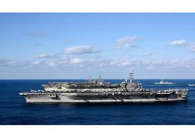 军队,一致的,州,海军,军舰,飞机,带菌者,军舰,美国军舰,罗纳德,里