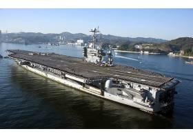 军队,美国军舰,乔治,华盛顿,(CVN-73),军舰,一致的,州,海军,美国
