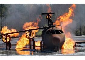 军队,其他的,火,破坏,飞机,壁纸,