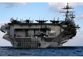 军队,美国军舰,哈里,S.,杜鲁门,(CVN-75),军舰,一致的,州,海军,美