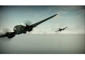 军队,亨克尔,他,111,轰炸机,壁纸,(2)