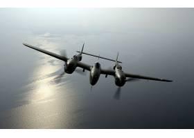 军队,洛克希德公司,P-38,闪电,军队,飞机,壁纸,(1)