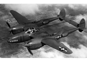 军队,洛克希德公司,P-38,闪电,军队,飞机,壁纸,(12)