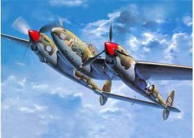 军队,洛克希德公司,P-38,闪电,军队,飞机,壁纸,(7)