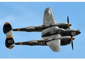 军队,洛克希德公司,P-38,闪电,军队,飞机,飞机,军用机,壁纸,