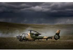军队,航空航天,瞪羚,军队,直升机,直升飞机,飞机,壁纸,(1)