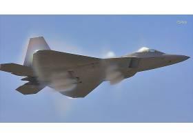 军队,洛克希德公司,马丁,F-22,猛禽,喷气式飞机,战士,飞机,壁纸,(