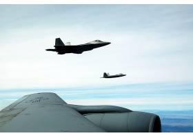 军队,洛克希德公司,马丁,F-22,猛禽,喷气式飞机,战士,飞机,壁纸,