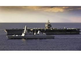 军队,船,军舰,飞机,带菌者,Cvn-65,英国政府公务,勇敢的,美国军舰