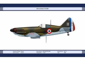 军队,德沃伊丁,D.520,军队,飞机,飞机,壁纸,(1)