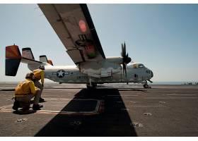 军队,格鲁门公司,C-2,灰狗,军队,运输,飞机,海军,飞机,壁纸,(1)