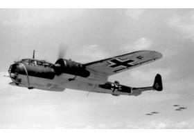 军队,多尼尔,做,17,轰炸机,壁纸,(3)