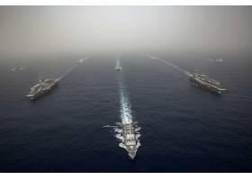 军队,海军的,快速的,军舰,美国的,海军,军舰,飞机,带菌者,船,壁纸