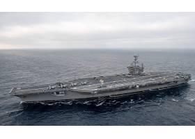 军队,美国军舰,约翰,C.,网球,(CVN-74),军舰,一致的,州,海军,飞机