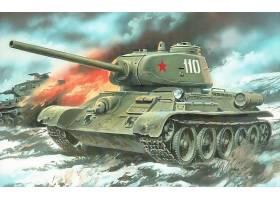 军队,T-34,坦克,壁纸,(7)