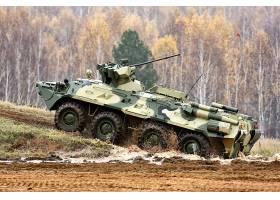 军队,BTR-80,装甲的,战斗的,车辆,壁纸,(1)