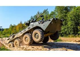 军队,BTR-80,装甲的,战斗的,车辆,车辆,装甲的,人事部门,带菌者,