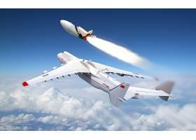 军队,安东诺夫,An-225,Mriya,军队,运输,飞机,空间,航天飞机,俄语