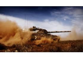 军队,豹,1,坦克,壁纸,(3)
