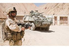 军队,LAV,三,装甲的,战斗的,车辆,壁纸,