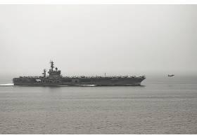 军队,美国军舰,德怀特,D.,艾森豪威尔,(CVN-69),军舰,一致的,州,
